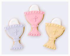 Estos son los nuevos modelos de galletas para comunión. Para consultar precios y cantidades mínimas escríbenos a info@florentinecupcakes.com