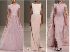 """cravingfordresses: """"Georges Hobeika Spring 2015 Couture """""""