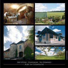 Pays d'Othe in Aube en Champagne