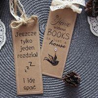 Charming Little Things. Twórczość, pasja, inspiracja.: Zakładki do książek #2