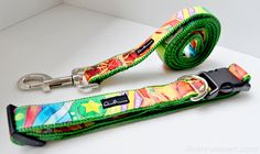 """""""Steal Your Heart"""" dog collar & leash set by Dean Russo Art. AVAILABLE NOW ~"""