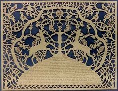 Get Married with a Ketubah by Nurita