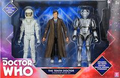 Doctor who tenth #doctor #collector set, vashta nerada, new, cyberman, #bnib,10't,  View more on the LINK: 	http://www.zeppy.io/product/gb/2/311671563183/