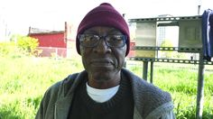 After job loss and a heart attack, Byron lives in a tent homeless in Detroit - YouTube