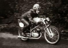 Mrs Beryl Swain, GIRL RACER.