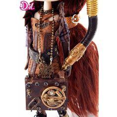 Dal Doll - Steampunk Ra Muw