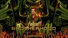 [Fallout: Brotherhood] - Exclusive Wallpaper #1 | ShoddyCast on Patreon