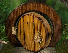 Cute door knob