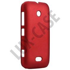 Rød Nokia Lumia 510 Deksel Shell, Phone Cases, Conch, Shells