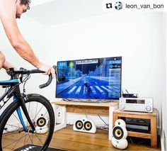 #Repost @leon_van_bon with @repostapp ・・・ Who would ever think that indoor cycling is fun? Not me. But @gozwift proved me wrong. It can be fun. Lots of it. Read all about my experiences with Zwift in the latest FIETS magazine (Dutch) . . #zwift #fiets #fietsmagazine #indoortraining #indoor #fit #fitness #game #onlinegame #indoorcycling #fitlife