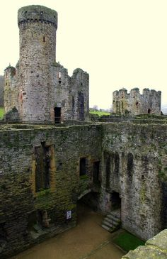 Conwy Castle, North Wales, UK