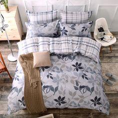 床上用品四件套1.5/1.8/2.0m全棉被套床单人学生宿舍1.2米三件套4
