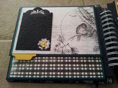Mini Album Cookbook: Meadowlark Mini Album ~ Dawn to Dusk by My Mind's Eye