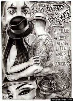 The Best Chicano / Brown Pride Art