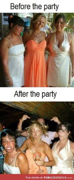 Right … to party!!!