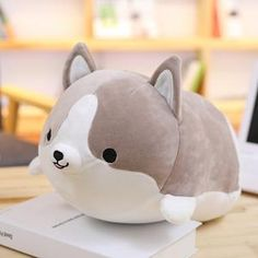 Lovely Toys For Children With Autism Anime Shiba Inu Plush Stuffed Sotf Pillow Doll Cartoon Shark Cute Shiba Soft Toy Jan15 Cheap Sales Toys & Hobbies