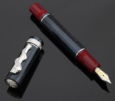Delta Hippocratica Limited Edition Broad Point Fountain Pen