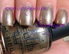 OPI Glamour and Glitz 1999 Hollywood Collection