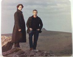 Sherlock Mousepad - Sherlock Holmes and John Watson