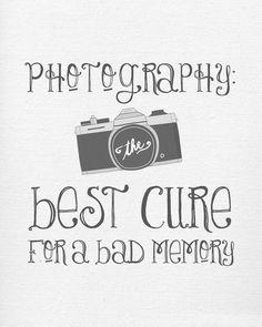 Free Inspirational Printable for Photographers