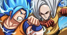 Goku Vs Saitama - Paródia >> http://www.tediado.com.br/02/goku-vs-saitama-parodia/