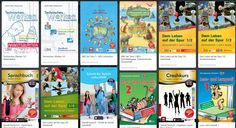 Sammlung von Livebooks zu Schulbüchern aus verschiedenen Fächern