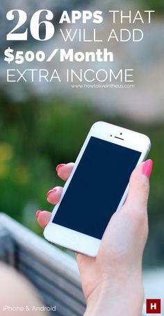 apps that make money