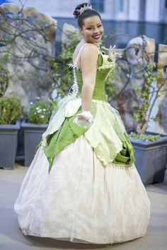 X  Character: Princess Tiana by Mrs31  Series: The Princess and the Frog