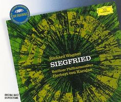 WAGNER Siegfried - Karajan - Deutsche Grammophon