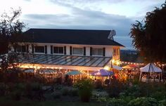 This Greenhouse Restaurant In Washington Is The Most Enchanting Place To Eat - Nourish, Sequim, Washington Sequim Washington, Olympia Washington, Oregon Washington, Greenhouse Restaurant, Olympic Peninsula, Places To Eat, Trip Advisor, Beautiful Places, Patio