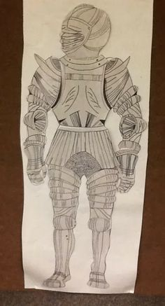 Pin the Armor on the Knight Activity for Middle School Social Studies Classroom Compulsion
