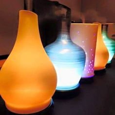 Scentsy Diffusers! 16 different changing colors, natural and essential oils!   www.christinavargo.scentsy.us