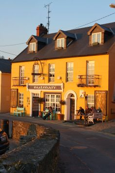 E And T Builders Kinsale The Bulman -- Kinsale, Ireland   only the most amazing pub on the face ...