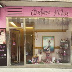 Andrea Milián, nueva tienda y colección SS15