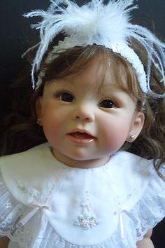 "Toddler ""Bonnie"" Reborn Toddler Dolls, Child Doll, Reborn Dolls, Reborn Babies, Lifelike Dolls, Realistic Dolls, Doll Toys, Barbie Dolls, Reborn Nursery"