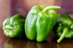 Pimentão verde é o alimento com mais pesticidas, avalia Proteste