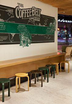 A Starbucks for fans of Finnish design classics | NordicDesign