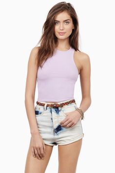 9d925cd5ba4 Our cute tank tops come in all of your favorite styles at Tobi  halter tank  tops