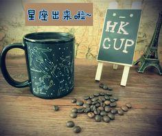 潮流12星座变色马克杯星空热反应感温咖啡陶瓷杯创意复古陶瓷杯-淘宝网