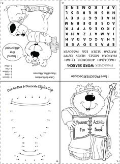 1000 Images About Passover Ideas For Preschool On