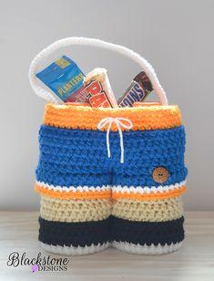 Ravelry: Basketball Shorts Gift Basket pattern by Sonya Blackstone