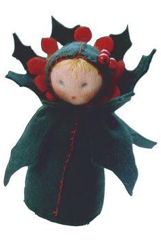 DIY Doll Kit -- Little Holly