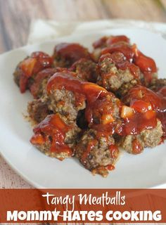 40 Must-Make Meatball Recipes - The Country Cook