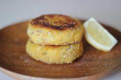 "Vegetarian ""Fish"" Cakes - veggiemama"