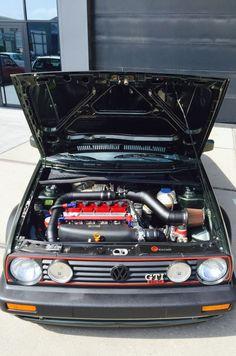1989 - Golf - GTI 16V KR
