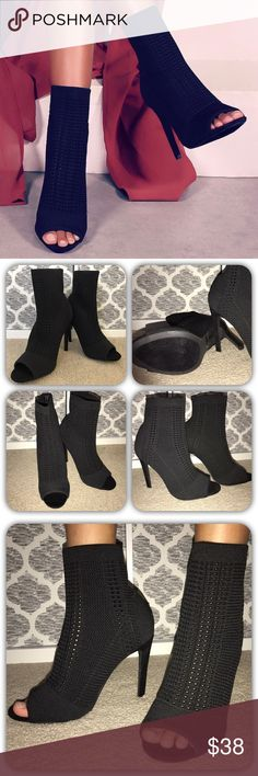 """NWOT women's heels PLEASE READ ALL DETAILS b e f o r e msging me questions that is c l e a r y stated below.    Bought in LA last week on my vacay not realizing it is a little too big. Didn't have much time to make sure it fit. It is a cute style and comfortable.    • BRAND NEW • color: black   • size: 6 • heel: 3"""" • smoke/pet free home  >>>>> low ballers will n o t be entertained ! ! <<<<<  #thankyouinadvance #thanksforlooking Shoes Heels"""