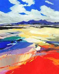 Donald Hamilton Fraser / Landscape.