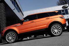Range Rover Evoque www.truefleet.co.uk