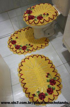 Jogo de banheiro