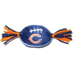 Chicago Bears Catnip Football Toy : Athletic Pets